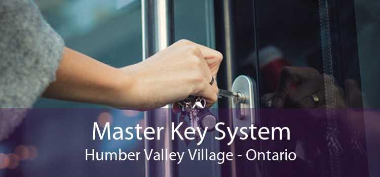 Master Key System Humber Valley Village - Ontario