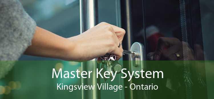 Master Key System Kingsview Village - Ontario