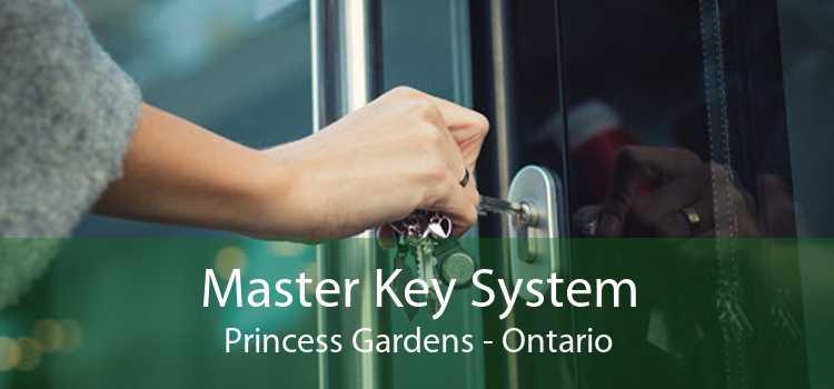 Master Key System Princess Gardens - Ontario