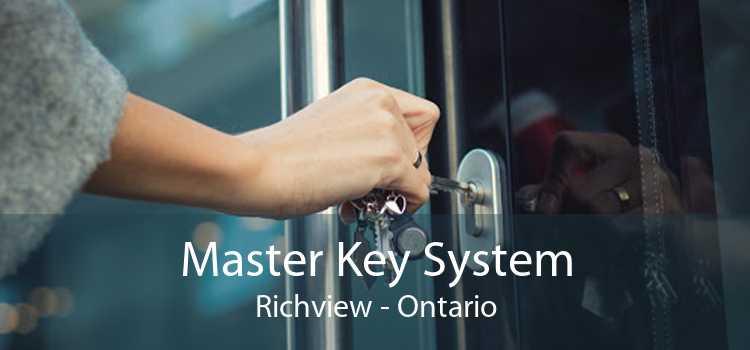 Master Key System Richview - Ontario