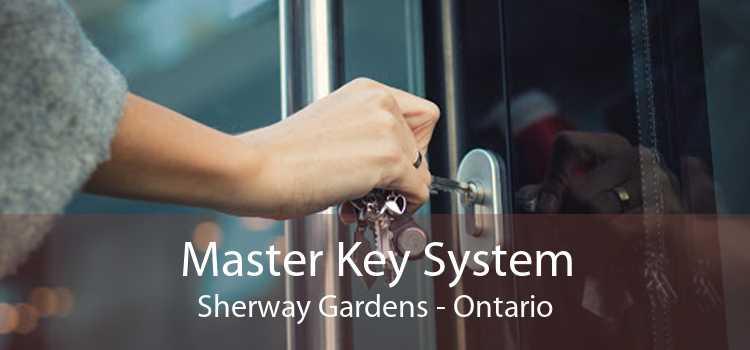 Master Key System Sherway Gardens - Ontario