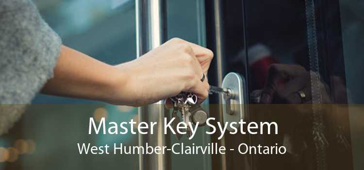 Master Key System West Humber-Clairville - Ontario