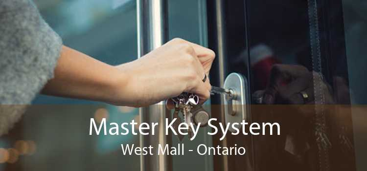 Master Key System West Mall - Ontario