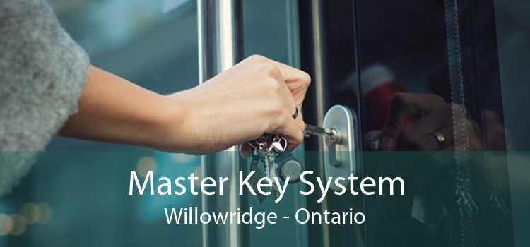 Master Key System Willowridge - Ontario