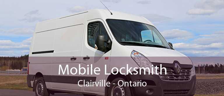 Mobile Locksmith Clairville - Ontario