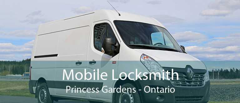 Mobile Locksmith Princess Gardens - Ontario