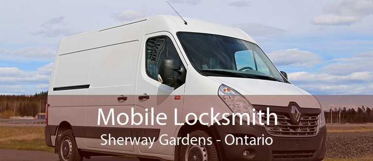 Mobile Locksmith Sherway Gardens - Ontario