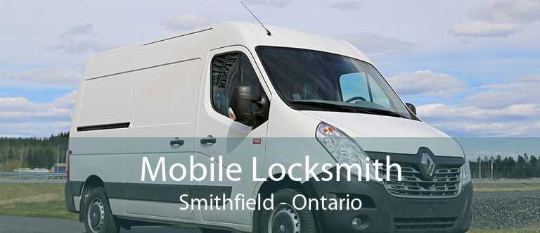 Mobile Locksmith Smithfield - Ontario