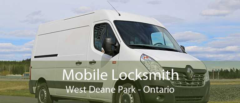Mobile Locksmith West Deane Park - Ontario