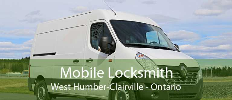 Mobile Locksmith West Humber-Clairville - Ontario