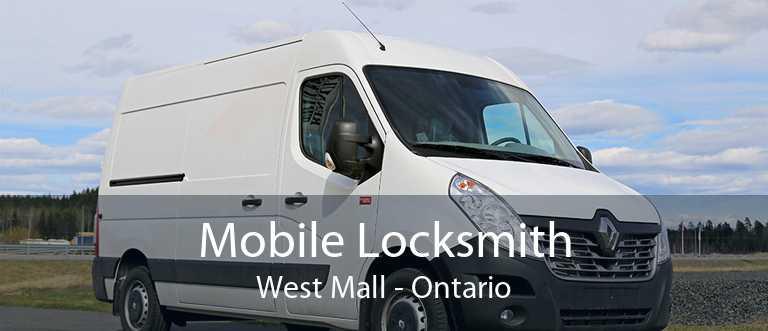Mobile Locksmith West Mall - Ontario