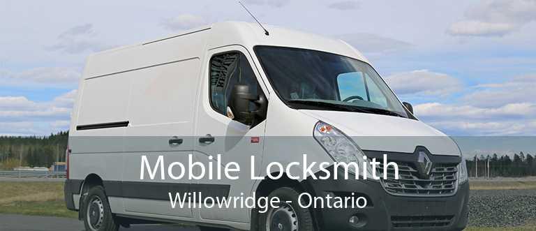 Mobile Locksmith Willowridge - Ontario