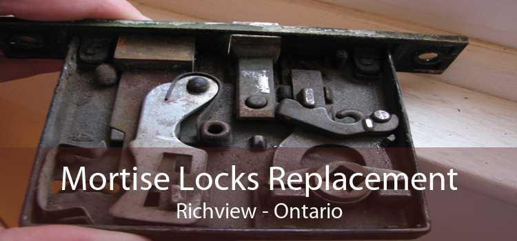 Mortise Locks Replacement Richview - Ontario