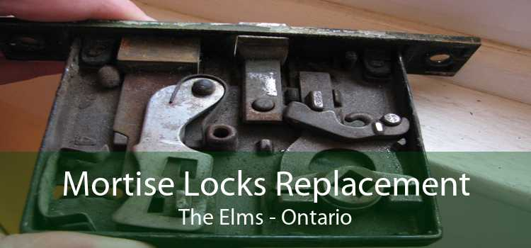 Mortise Locks Replacement The Elms - Ontario