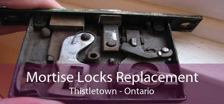 Mortise Locks Replacement Thistletown - Ontario