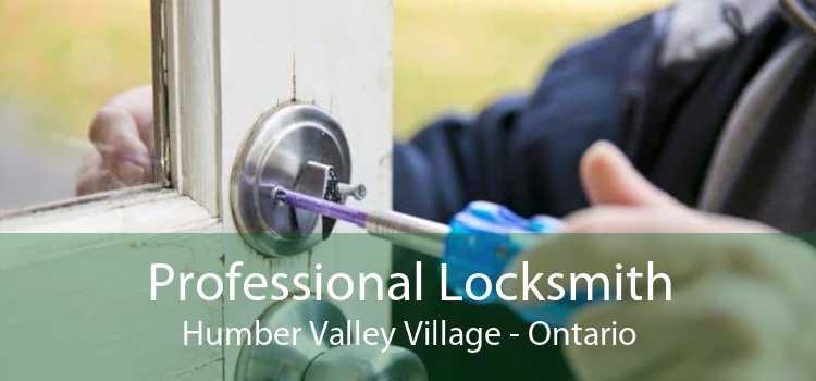 Professional Locksmith Humber Valley Village - Ontario
