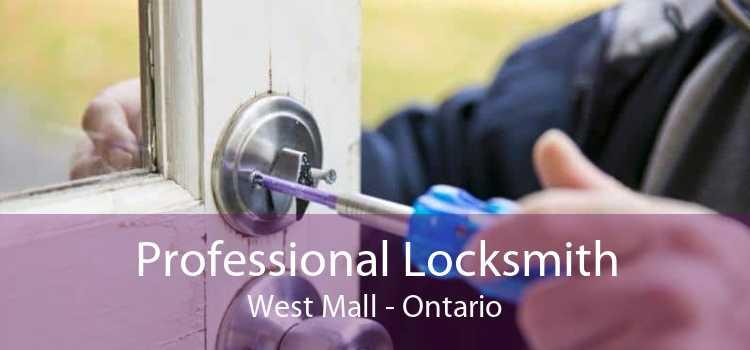 Professional Locksmith West Mall - Ontario
