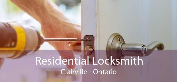 Residential Locksmith Clairville - Ontario