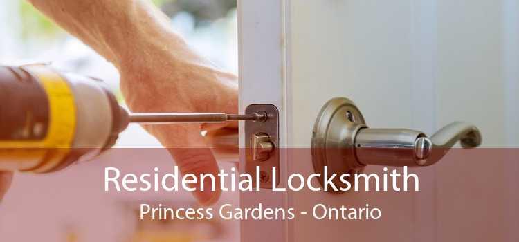 Residential Locksmith Princess Gardens - Ontario