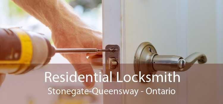 Residential Locksmith Stonegate-Queensway - Ontario