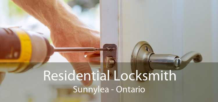 Residential Locksmith Sunnylea - Ontario