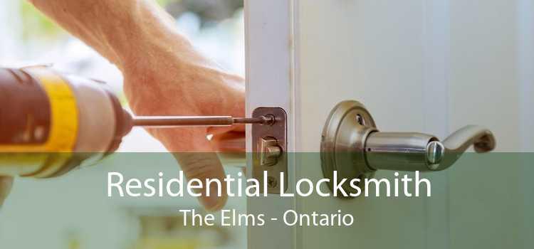 Residential Locksmith The Elms - Ontario