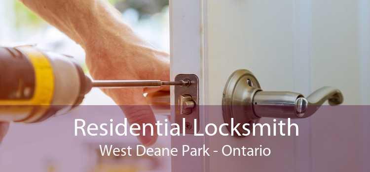 Residential Locksmith West Deane Park - Ontario
