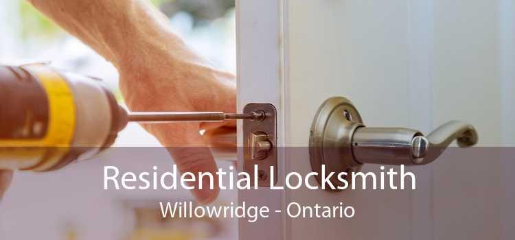 Residential Locksmith Willowridge - Ontario