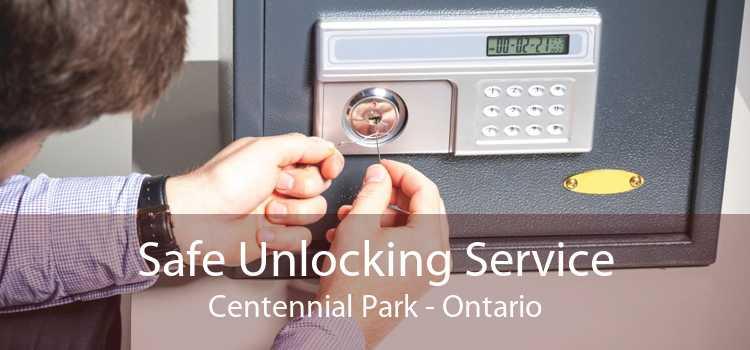 Safe Unlocking Service Centennial Park - Ontario