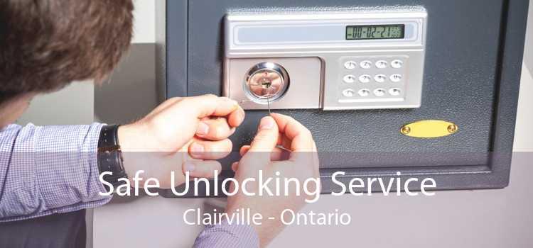 Safe Unlocking Service Clairville - Ontario