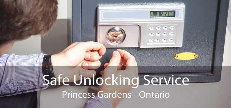 Safe Unlocking Service Princess Gardens - Ontario