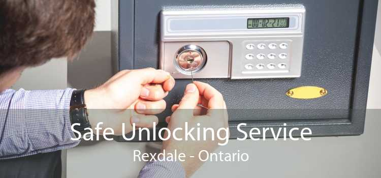 Safe Unlocking Service Rexdale - Ontario