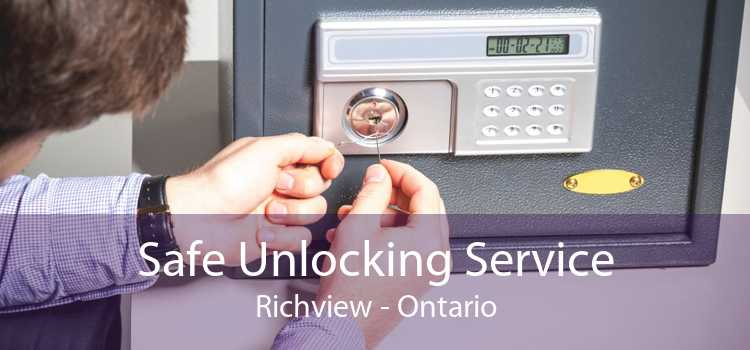Safe Unlocking Service Richview - Ontario