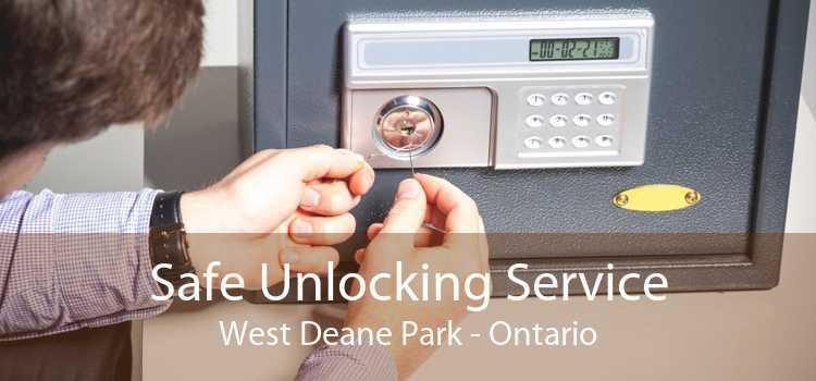 Safe Unlocking Service West Deane Park - Ontario