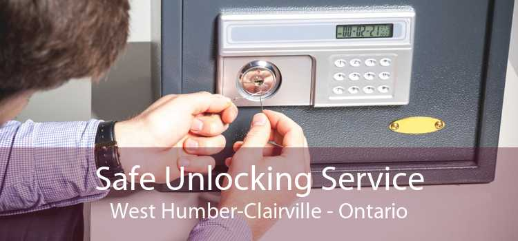 Safe Unlocking Service West Humber-Clairville - Ontario