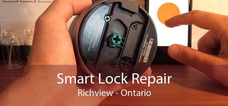 Smart Lock Repair Richview - Ontario