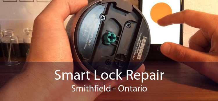Smart Lock Repair Smithfield - Ontario