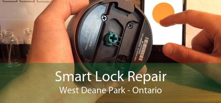 Smart Lock Repair West Deane Park - Ontario