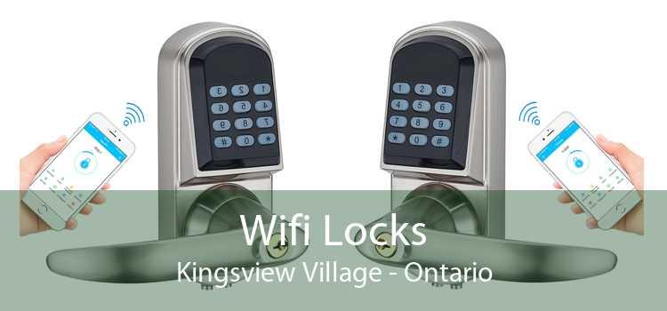 Wifi Locks Kingsview Village - Ontario