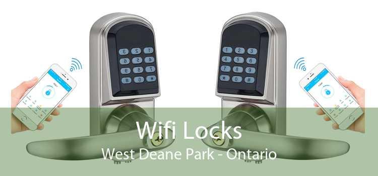 Wifi Locks West Deane Park - Ontario